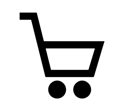 Shopping Cart Icon In Android Style This Shopping Cart Icon Has Android Kitkat Style If You Use The Icons For Android Apps We Re Cart Icon Icon Android Icons
