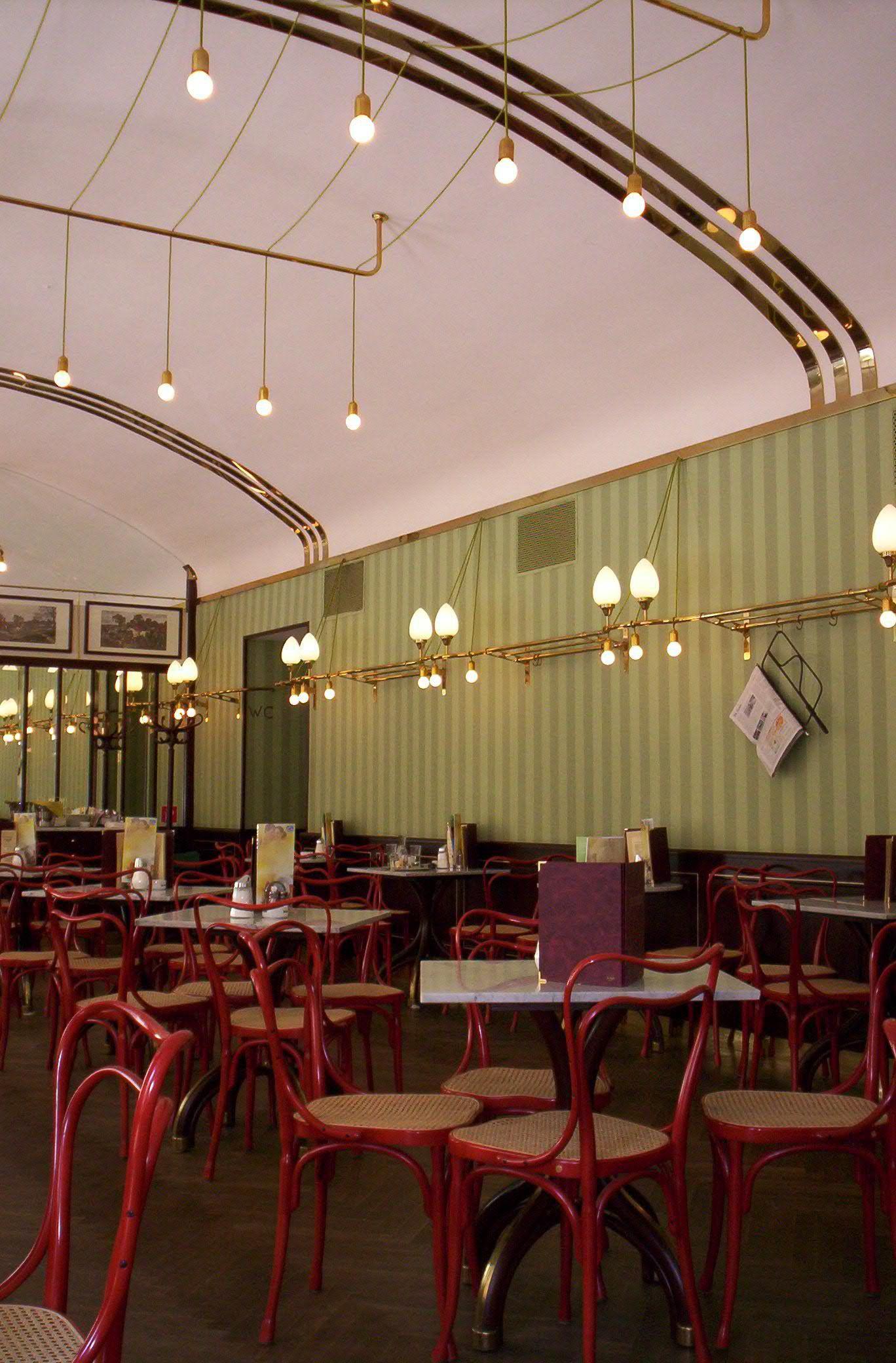 Caf museum by adolf loos colleen sweeney sweeney mescher for Designburo loos