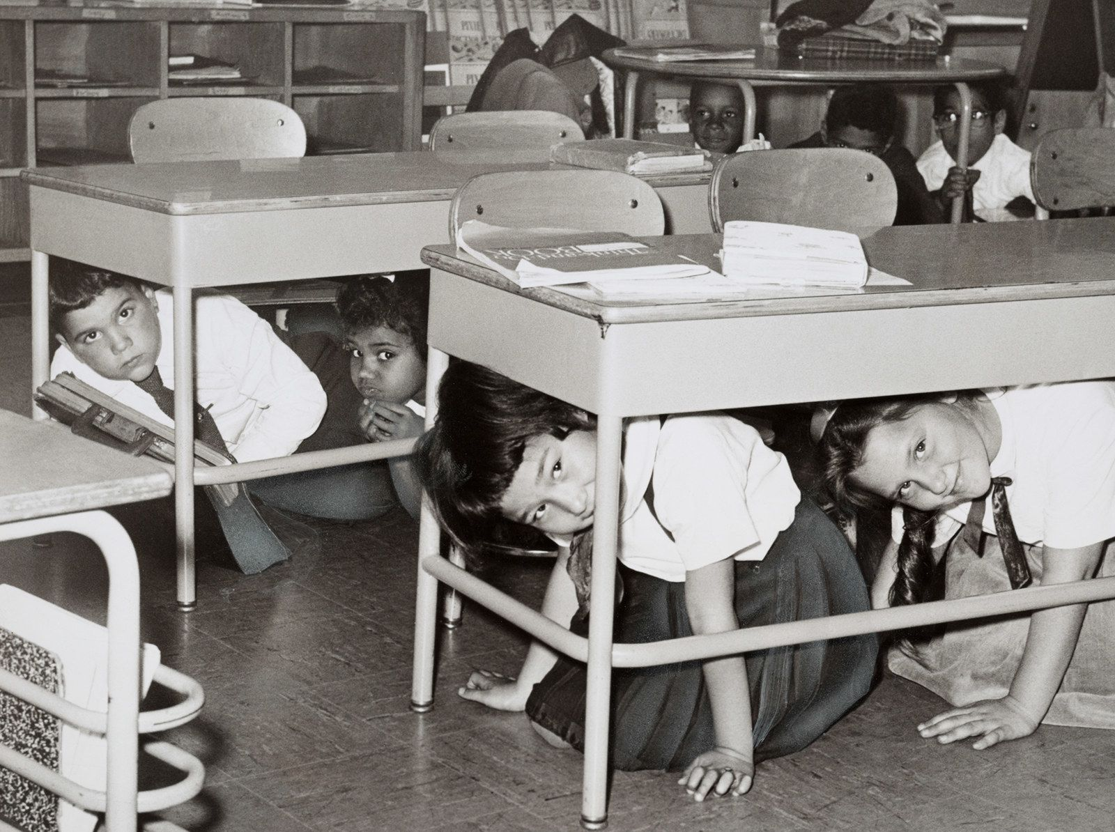 32 Wtf Pictures Of America During The Cold War