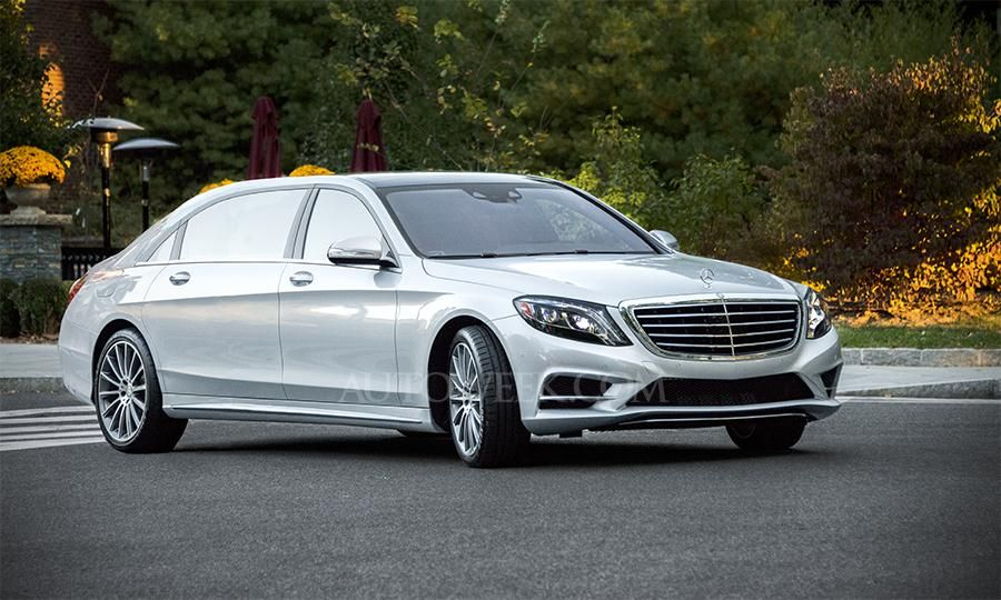 Mercedes Benz To Use Maybach Name For Range Topping S Class With