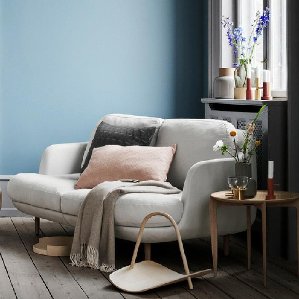 Fritz Hansen Lune Sofa – Two Seat