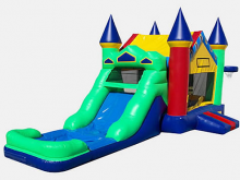 Pin On Roo S Combo Bounce House Rentals