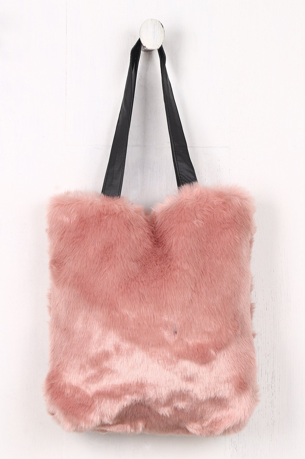Faux Fur Tote Bag  b8a0cf104d8ff