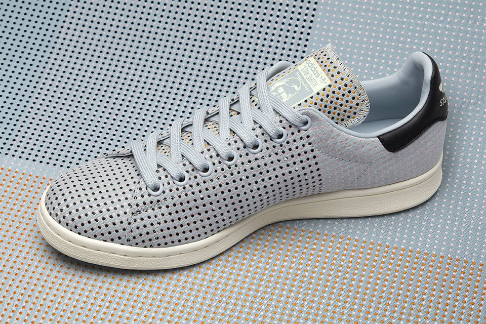 c6e30fe6db386a Adidas Originals x Kvadrat collaboration on three new colorways of the  iconic Stan Smith silhouette.
