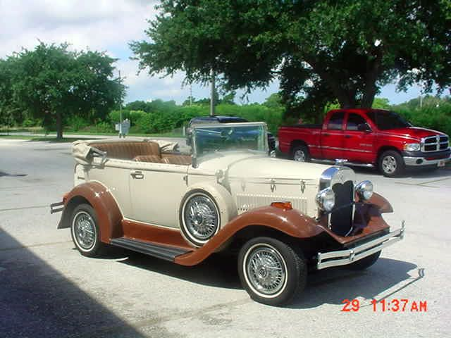 Antique Model A Ford Cars 1931 Ford Model A Phaeton Replica Factory Built By Replicars Inc 1931 Ford Model A Ford Ford Models