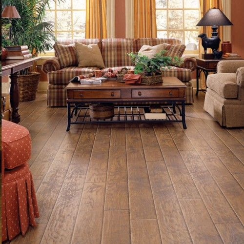 Dupont Henna Hickory Laminate Flooring For The Home Pinterest