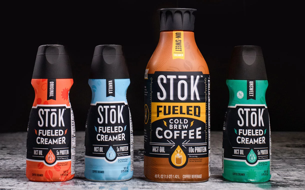 Stok releases four functional coffee products under new