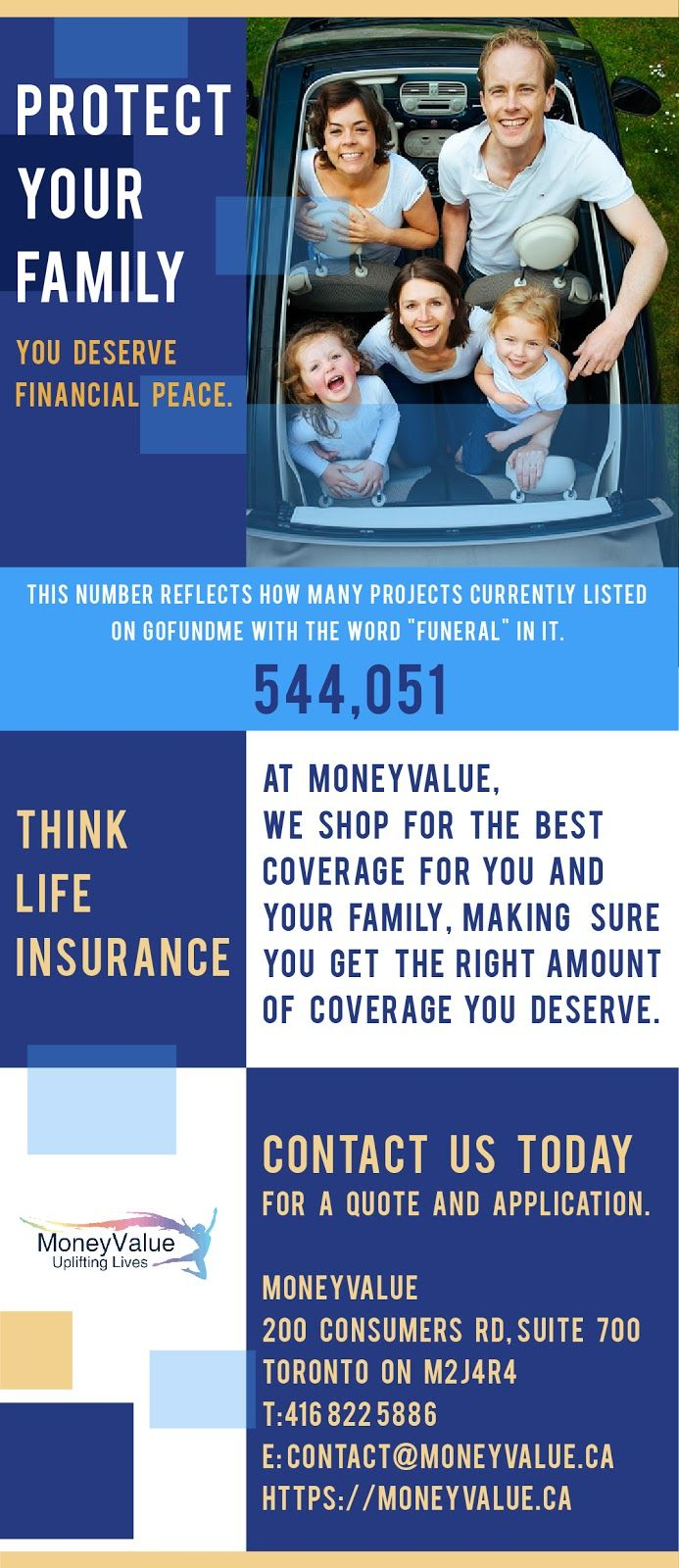 Protect Your Family Today. | Life insurance quotes, Your ...