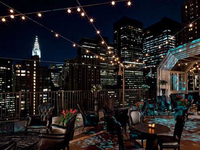8 - 10 Year-Round Rooftop Bars & Warm Drinks t… | Nyc ...