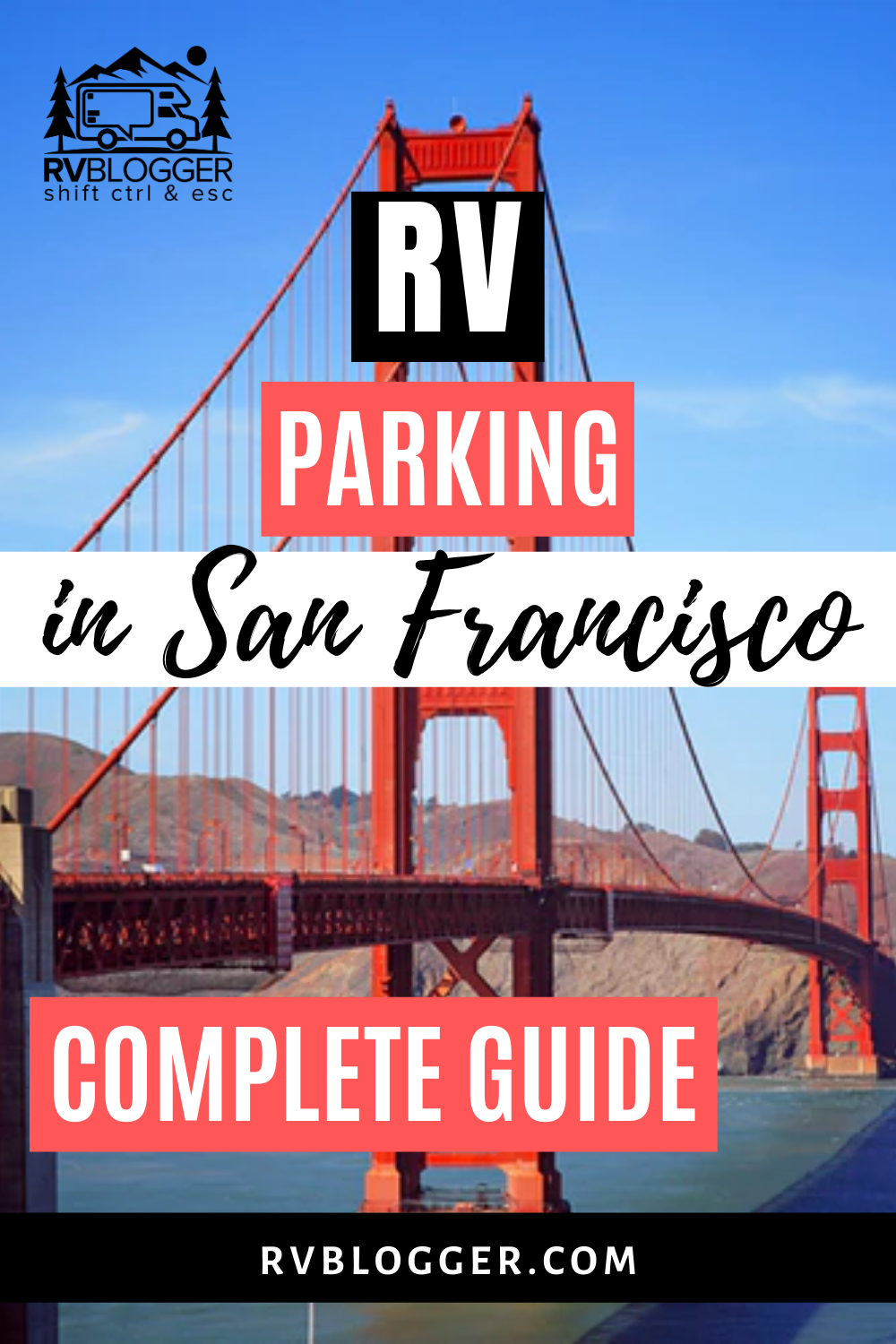 RV Parking in San Francisco: The Ultimate Guide