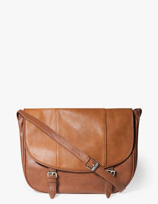 Stradivarius Bolso Bandolera Messenger Bag Bags Stradivarius