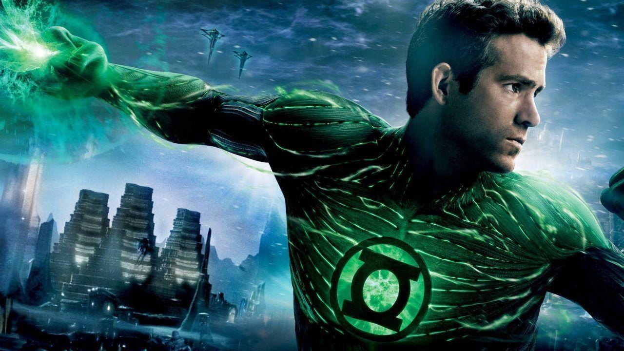 Serie Inspirada No Heroi Lanterna Verde Esta Em Producao Para