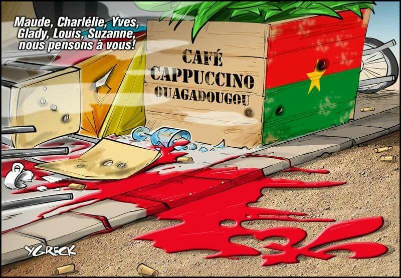Ygreck (2016-01-17) Attentat à Ouagadougou [15-16 janvier].  Décès decanadiens