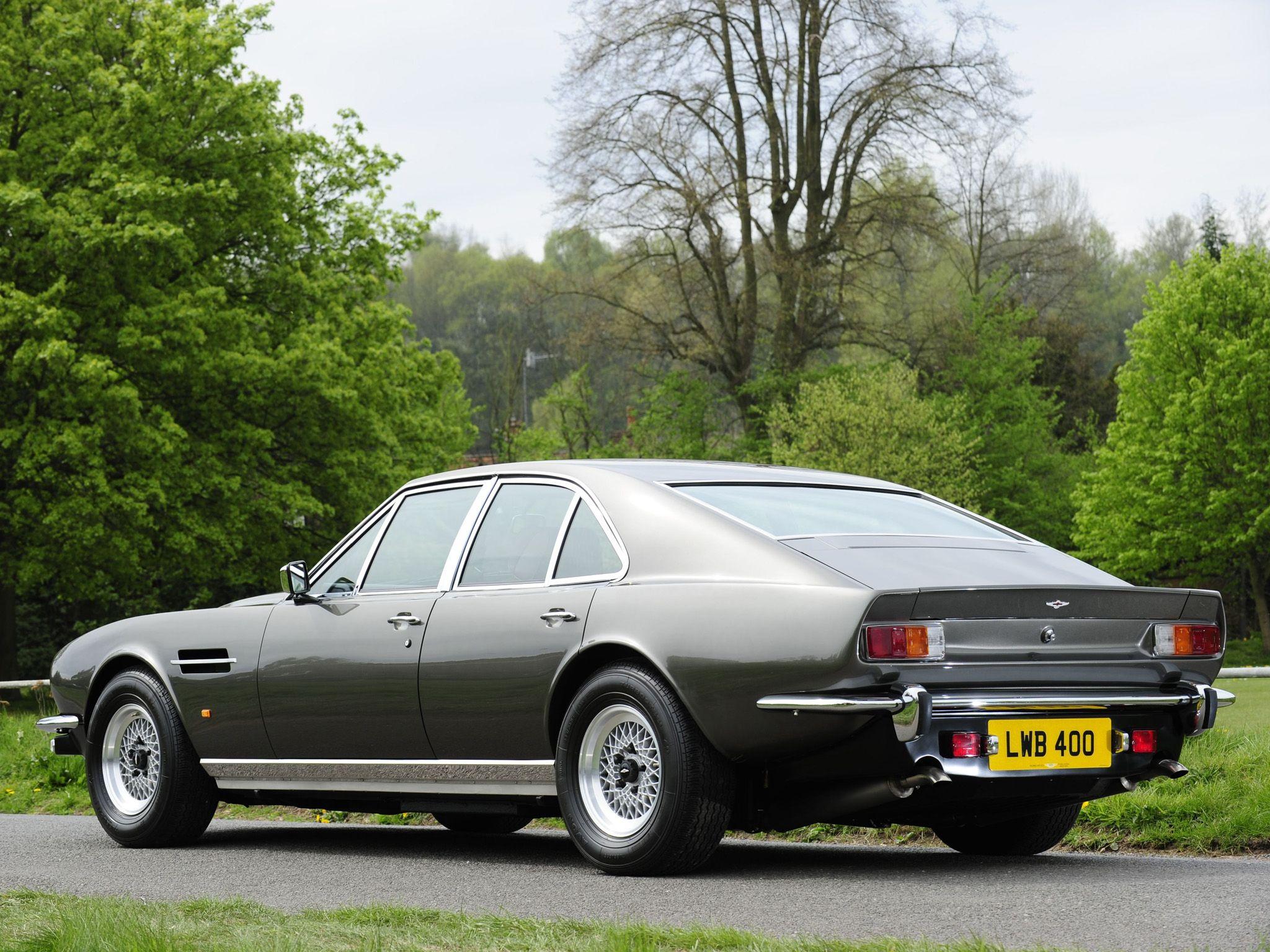 1974 76 Lagonda V8 Saloon Auto S