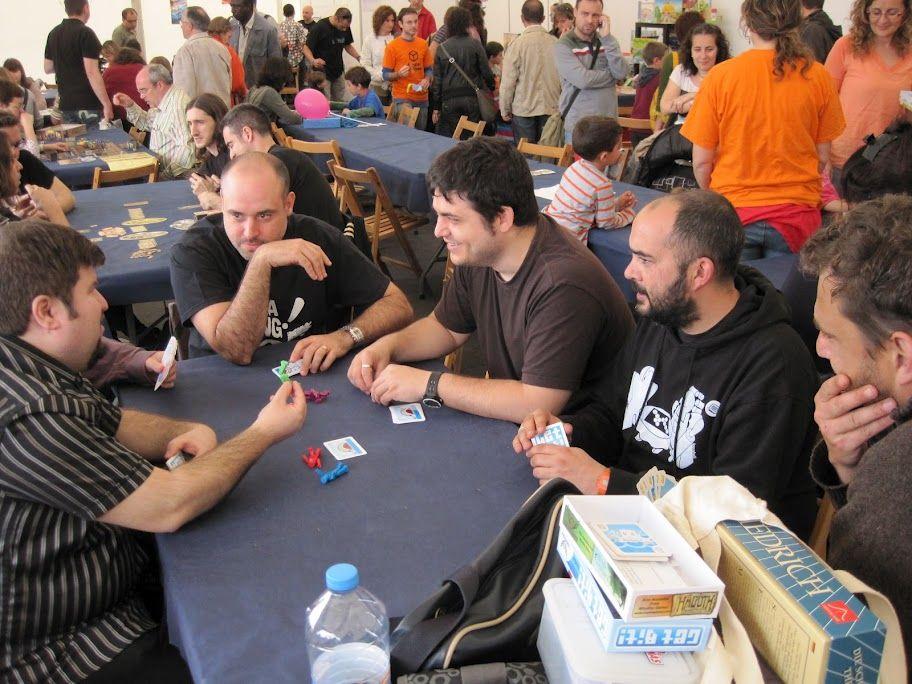 Feria JugarXJugar 2012 - La Ficha Roja - Álbumes web de Picasa