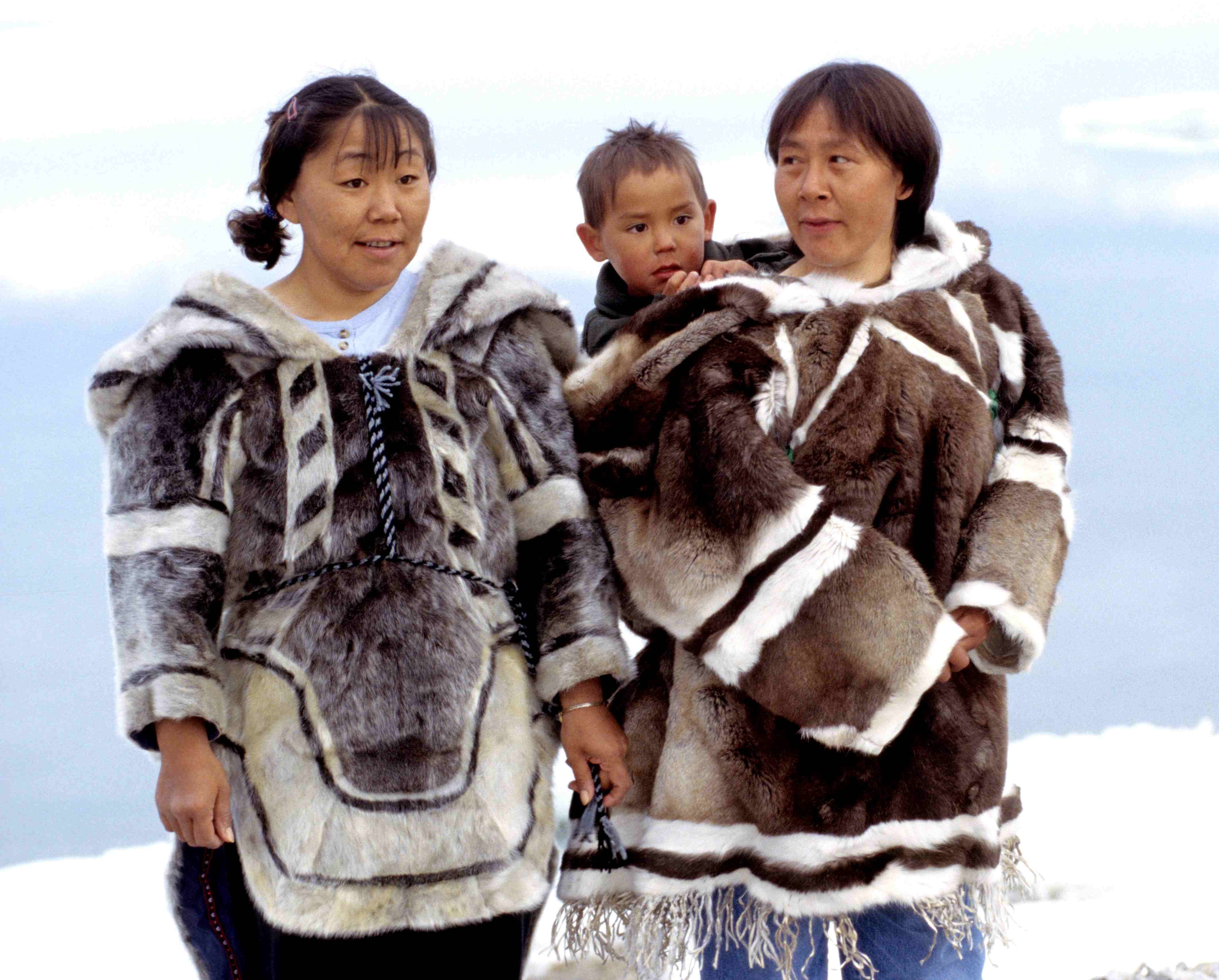 17 Best Inuit Style Images On Pinterest