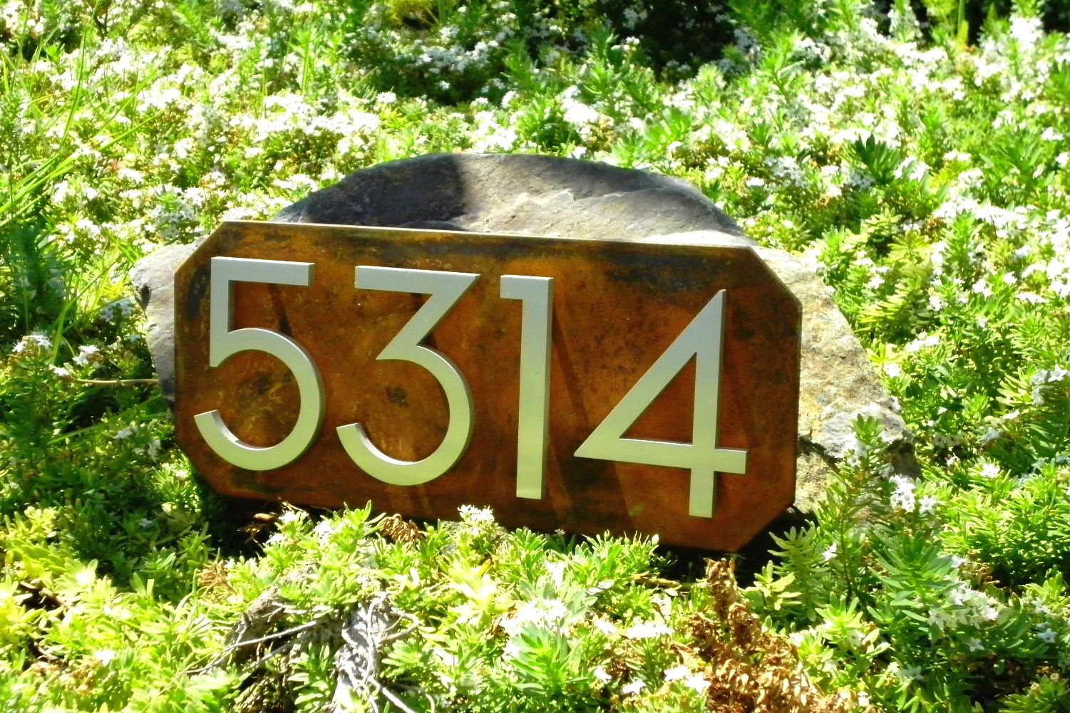 1000+ images about Modern House Numbers on Pinterest House ... - ^