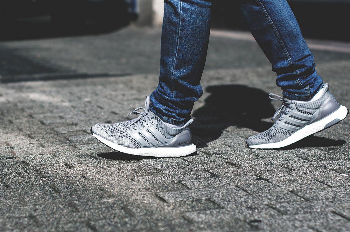 "free shipping 2e24f a3f5f Restock alert: adidas Ultra Boost ""Wool Grey"" | Style ..."