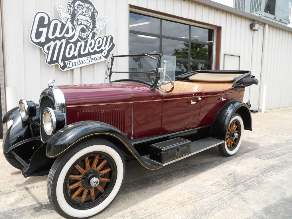 Awesome Chrysler Other F58 Touring 1926 Chrysler F 58 Touring