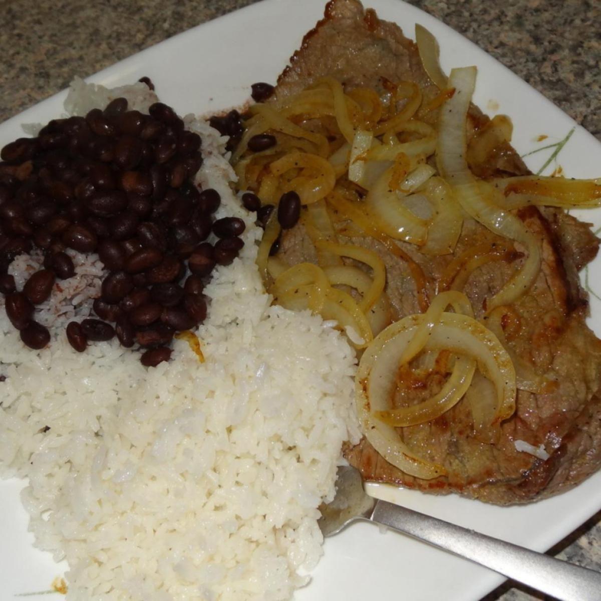 Bistec de Palomilla Recipe in 2020 Food recipes