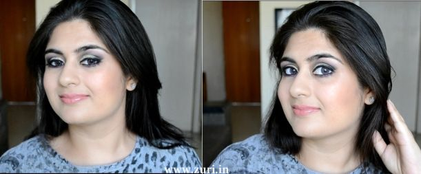Awesome Makeups Gallery Amazing Hair Styles Unique Makeup Makeup Lessons Beauty And Makeup: How To Apply Makeup – Smokey Glitter Party Makeup ...