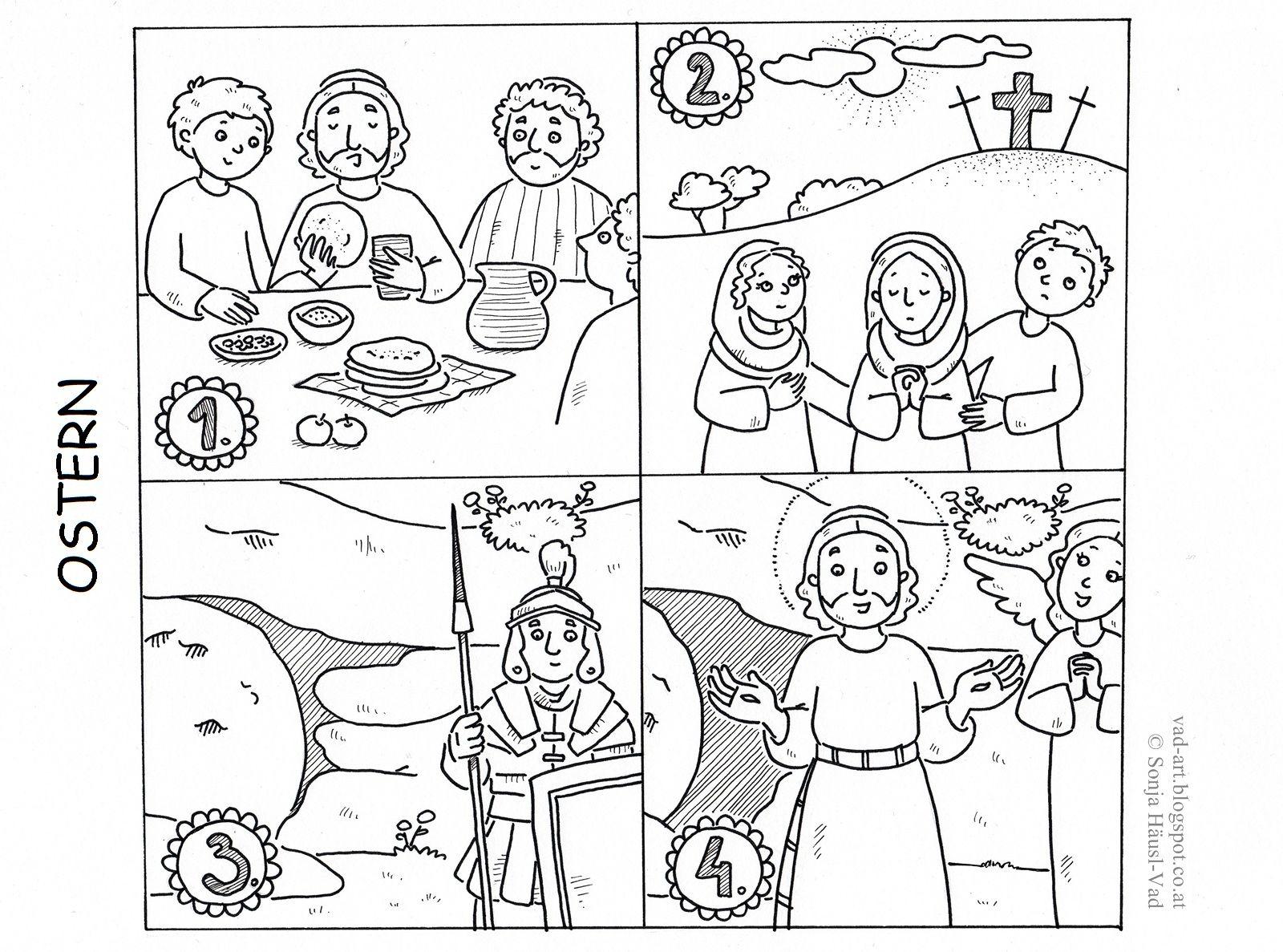 bildergebnis für ostergeschichte kindergarten