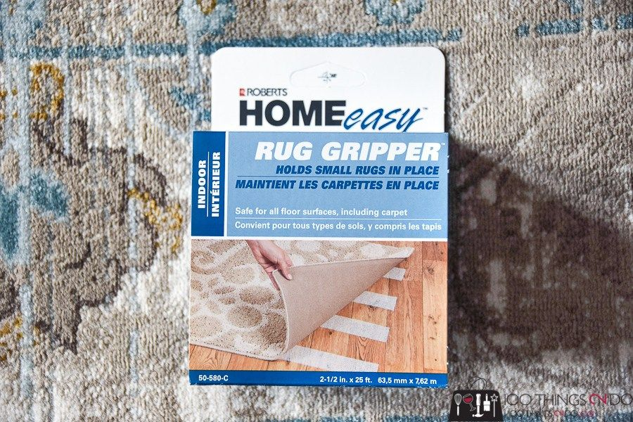 How To Keep An Area Rug From Moving Around What To Do When Your Area Rug Won T Stop Moving Area Rug Gripper Rug Gripper Carpet Area Rugs Rugs Area Rug Tape