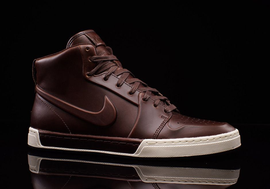Kent temperatura Monumento  Nike Air Royal Mid VT Leather | SneakerNews.com | Sneakers men fashion, Nike  shoes outlet, Sneakers men