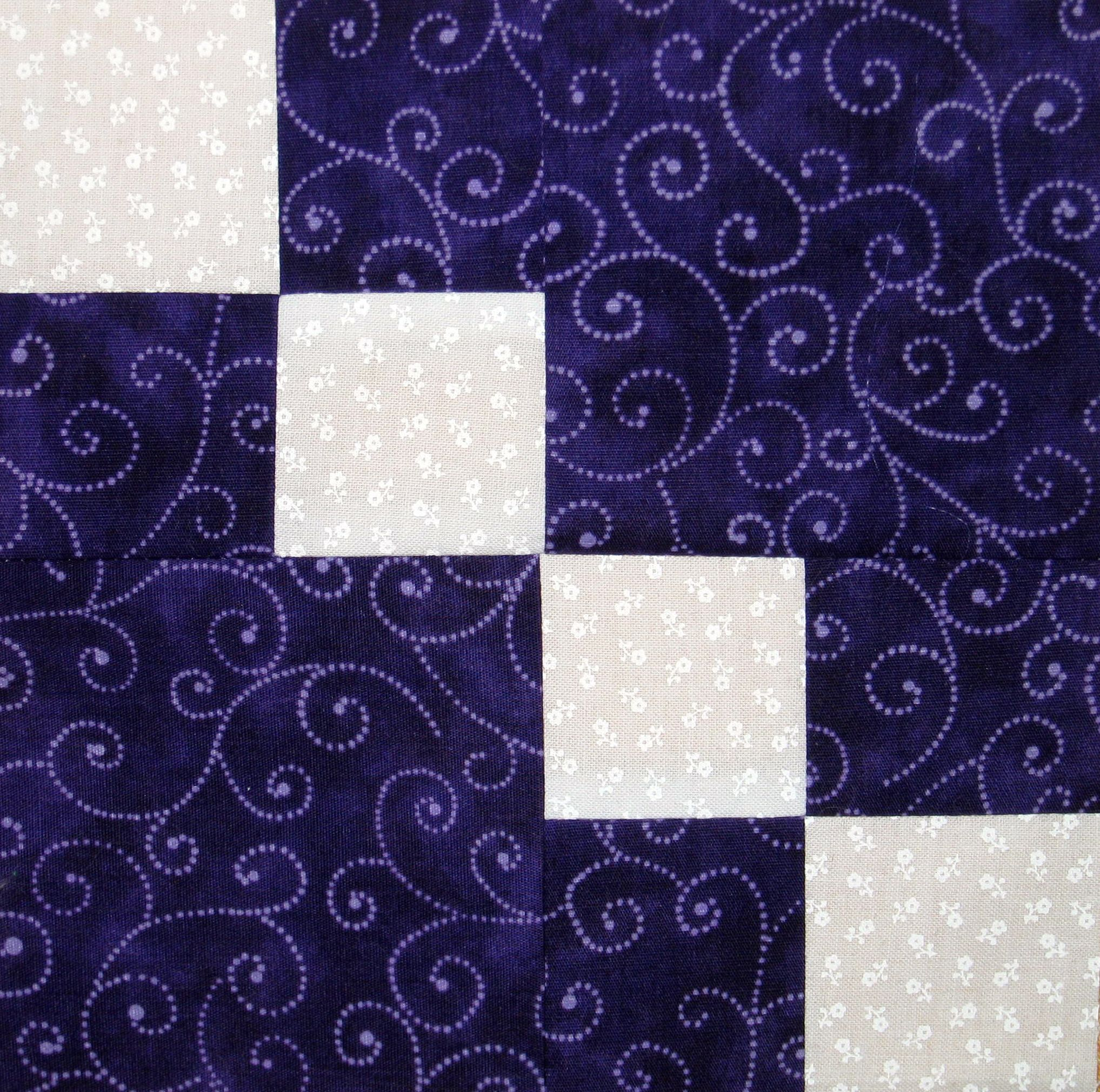 Four Patch Quilt Block Variation Projects to Try