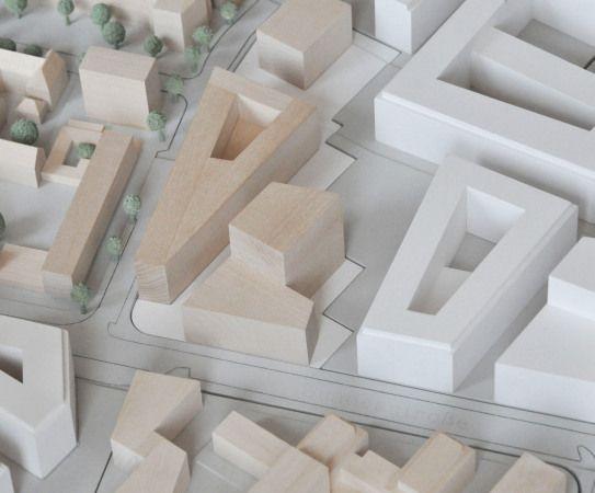 MIN-Forum Hamburg, Bez+Kock, Schweger + Partner, Max Dudler #urbaneanalyse