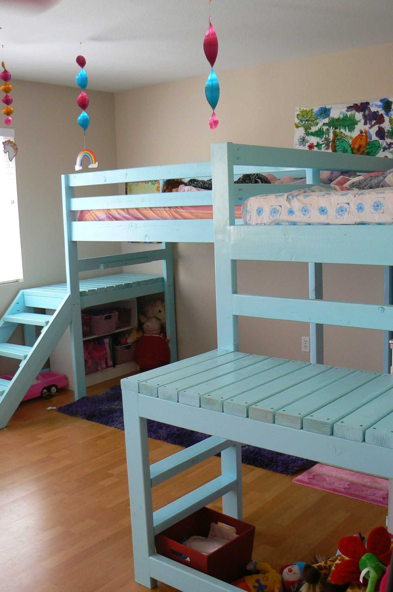 See An Inspiration Of A Diy L Shaped Loft Bed Loft bed
