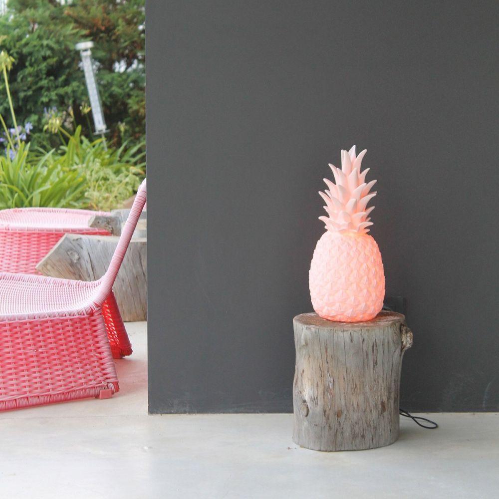 Ananas Décoration Rose Enfant Lampe Chambre Luminaire Originale c13TlJuFK5