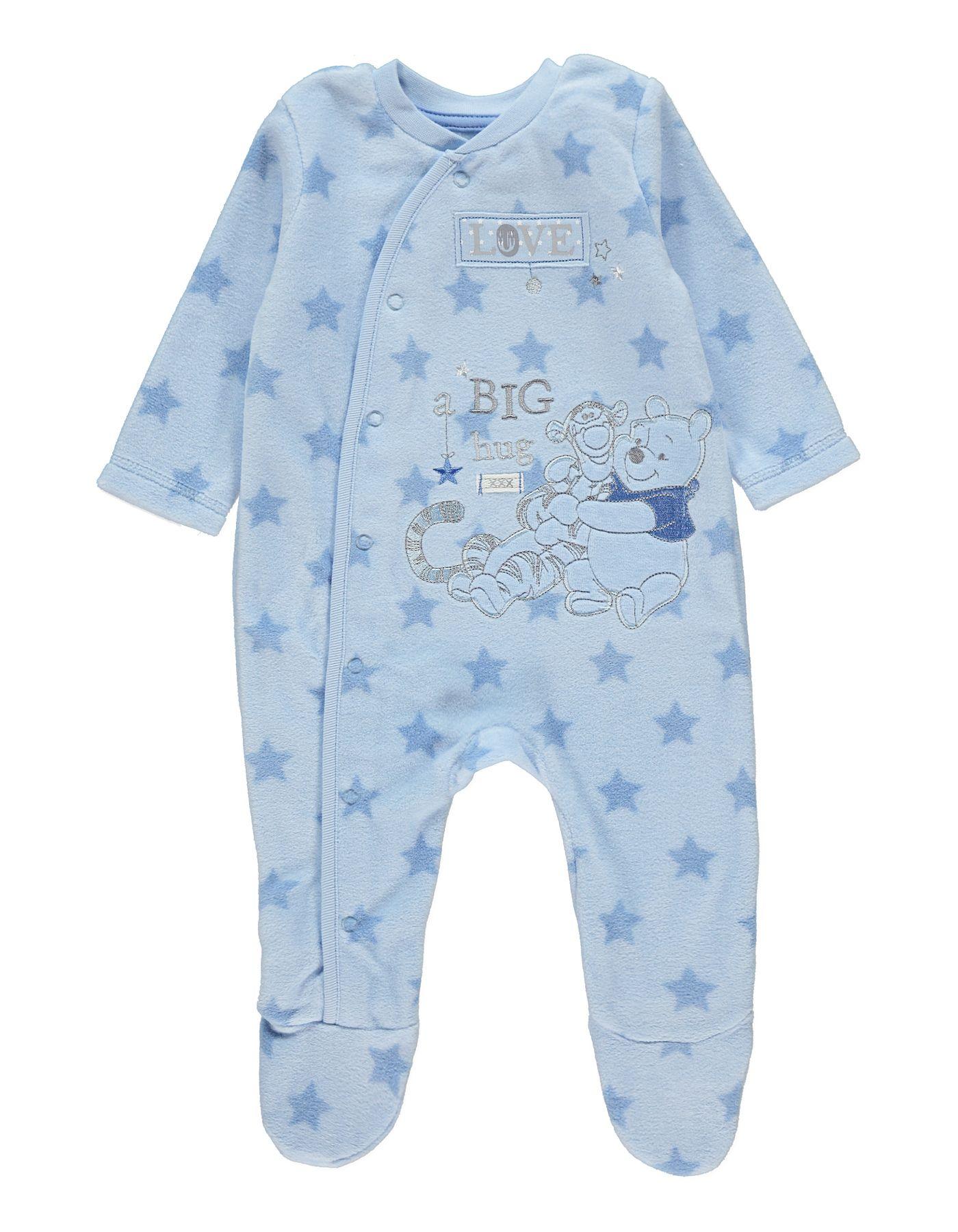14b8dde0b Winnie The Pooh Sleepsuit