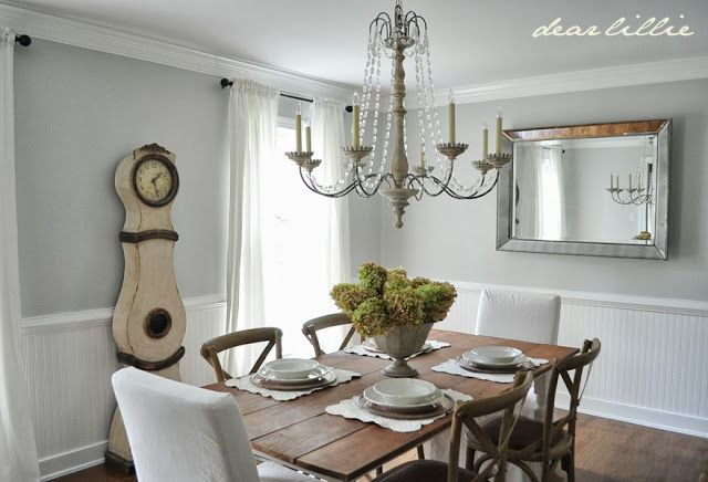 Beadboard Wallpaper From Allen Roth Lowes Our Dining