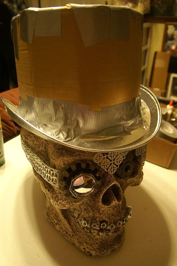 Diy Steampunk Halloween Decorations Halloween Fall Decor