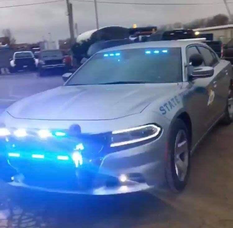 2018 Dodge Charger Pursuit Slicktop Kentucky State Police Ksp 2018 Dodge Charger Dodge Charger Dodge Charger Srt