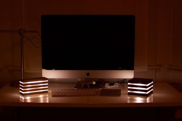 Modern Led Desk Lamp Powered By 5v Usb Led Desk Lamp Desk Lamp Modern Desk