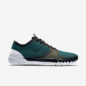 Nike Free Trainer 3.0 V4 Green - Mens  - Size