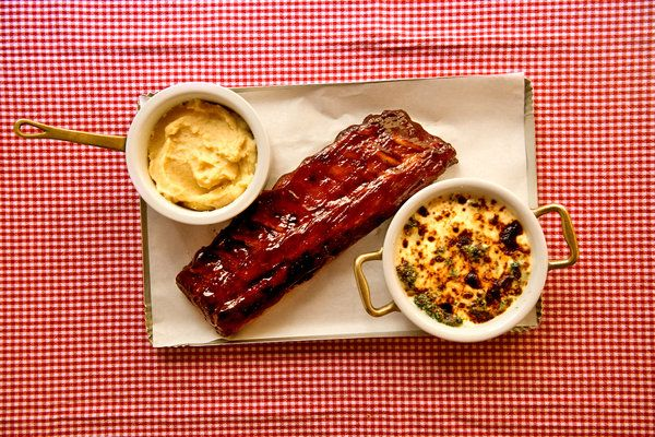Buffalo Wings, Milan Style - NYTimes.com: Baby back ribs at Hats-Off. http://tinyurl.com/nev5lks