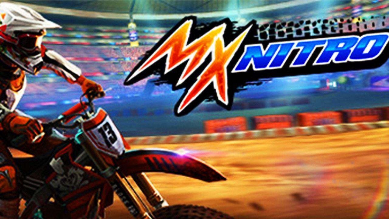MX Nitro Gameplay Full HD 1920x1080 Racing Sports