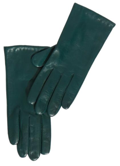 Gants en cuir vert, Etam   accessoirs   Pinterest   Vert, Cuir vert ... 0d8562350b9