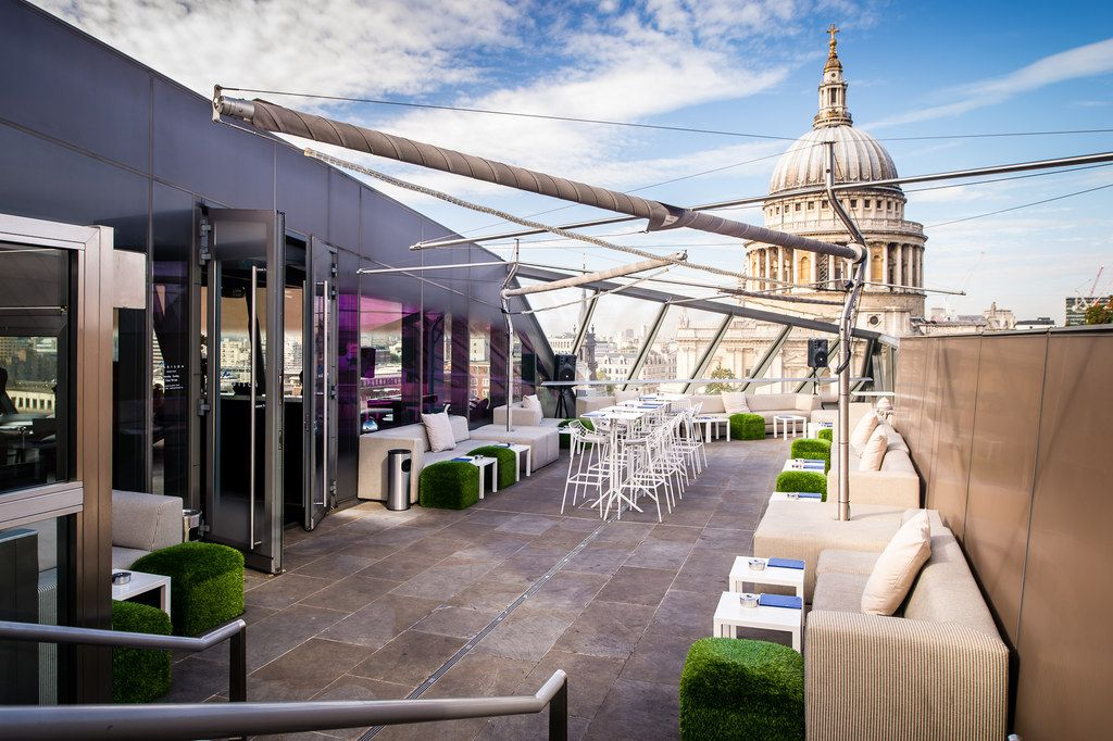 Madison Best Rooftop Bars London Rooftop Bar Rooftop Bar