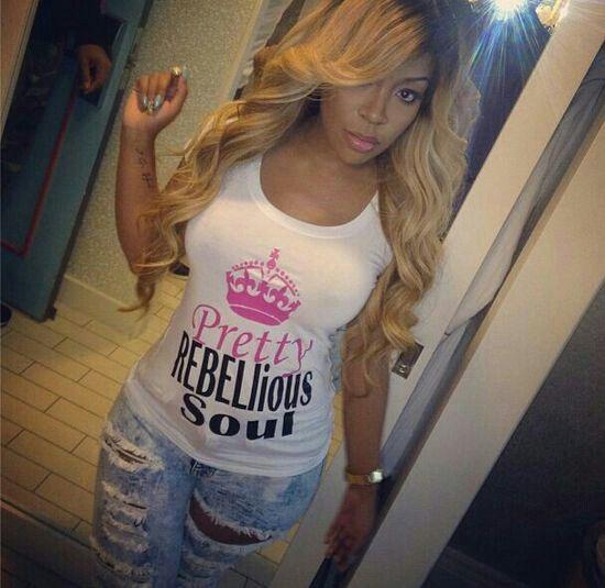 K Michelle Blonde Hair My Style Brazilian Hair Wigs