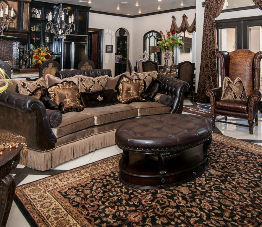 Luxurious Home Decor Ideas That Will Transform Your Living: Reilly-Chance Collection: Accent Pillows, Luxury Drapery