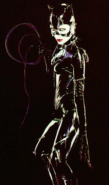 Catwomen should be scary. Any woman can be Catwoman.