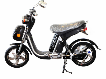 Revolve Easy Rider 350w Lithium Battery Electric Moped Bike