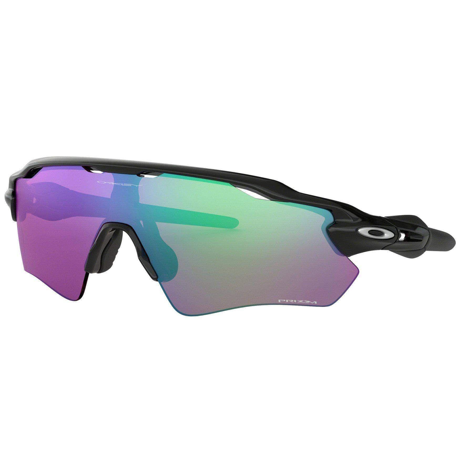 Oakley Radar EV Path Sunglasses Polished Black Prizm