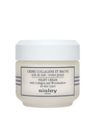 Sisley Paris Sisley Paris Night Cream With Collagen And Woodmallow Beauty Cosmetics Sisley Paris Bloomingdale S Firming Night Cream Night Creams Collagen