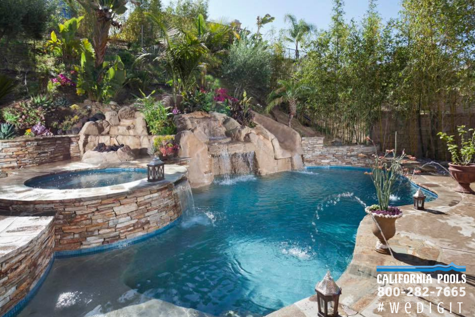 Are you ready to let California Pools turn your backyard