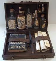 Image result for potion satchel